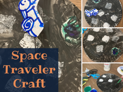 Space Traveler Craft