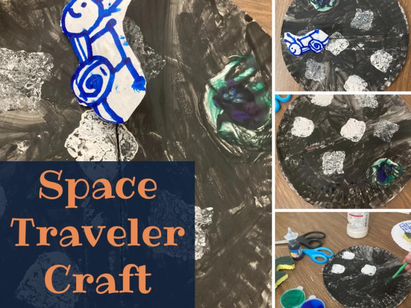 Space Traveler Craft